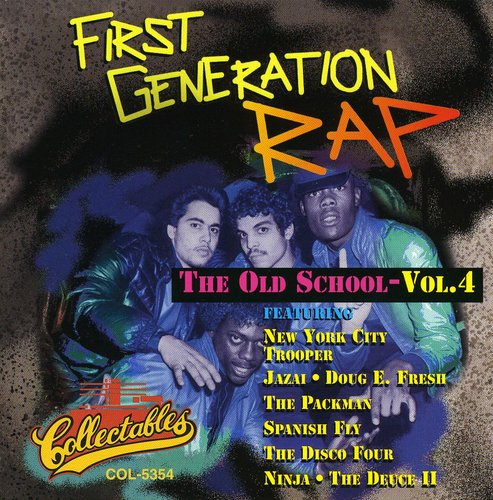 First Generation Rap 4 /  Various