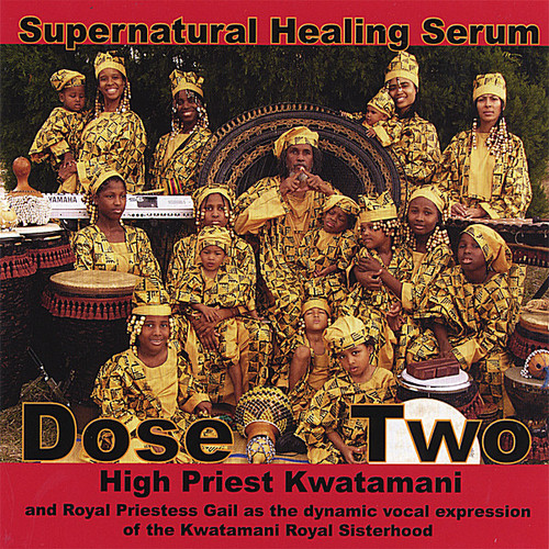 Supernatural Healing Serum: Dose Two