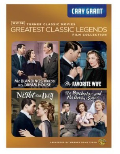 TCM Greatest Classic Legends Film Collection: Cary Grant - Volume 1