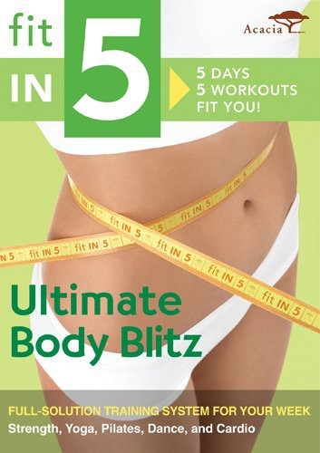 Fit in 5: Ultimate Body Blitz