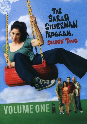 Sarah Silverman Program: Season Two V.1