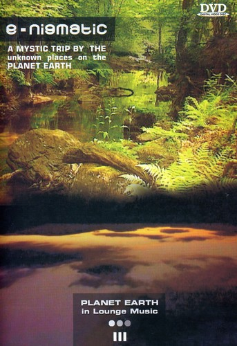 Planet Earth 3: E-Nigmatic /  Various