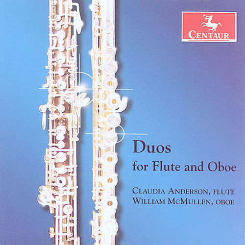Duos for Flute & Oboe