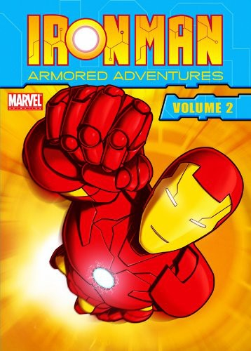 Iron Man: Armored Adventures 2