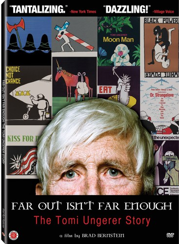 Far Out Isnt Far Enough: Tomi Ungerer Story