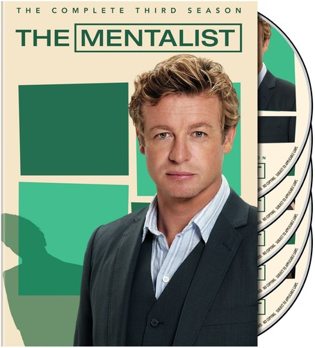 Mentalist: The Complete Third Season