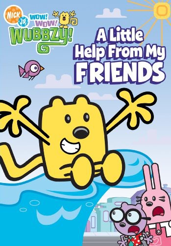 Wow Wow Wubbzy: A Little Help from My Friends