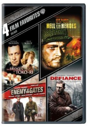 4 Film Favorites: War