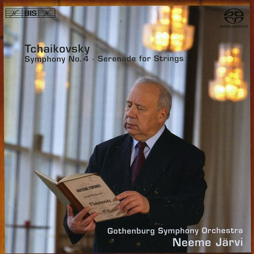 Symphony 4 /  Serenade for Strings /  Elegy