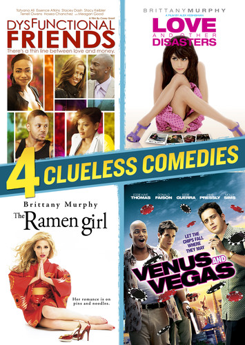 4 Clueless Comedies