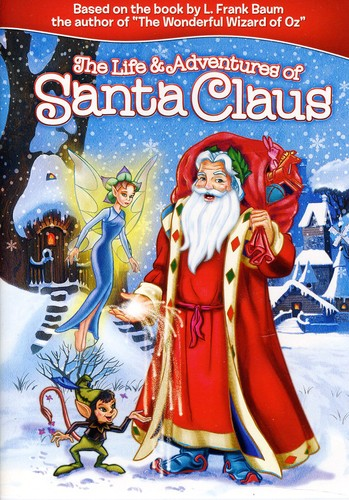 Life & Adventures of Santa Claus