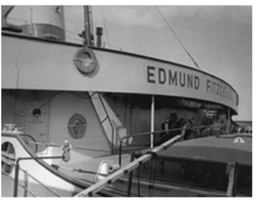 Death of the Edmund Fitzgerald