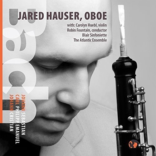 Bach: Jared Hauser