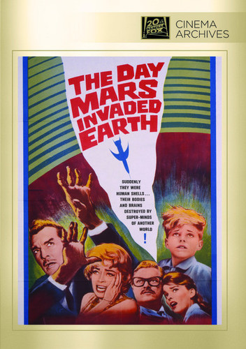 Day Mars Invaded Earth