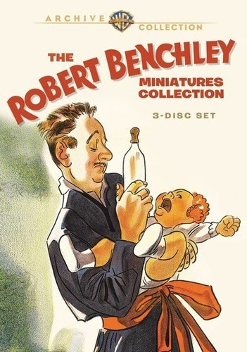 Robert Benchley Shorts