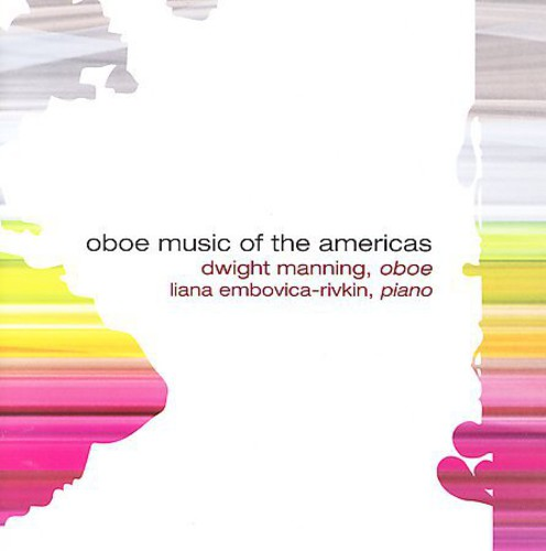 Oboe Music of the Americas /  Various