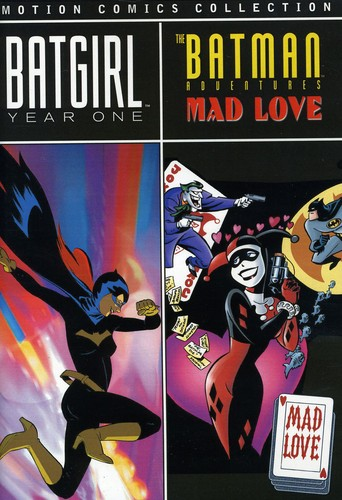 Batgirl: Year One & Batman Adv - Mad
