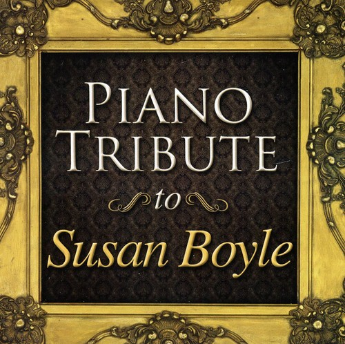 Piano Tribute to Susan Boyle /  Various