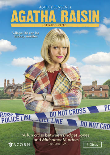 Agatha Raisin: Series 1