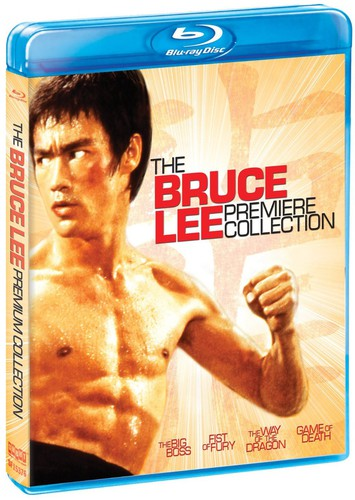 Bruce Lee Premiere Collection