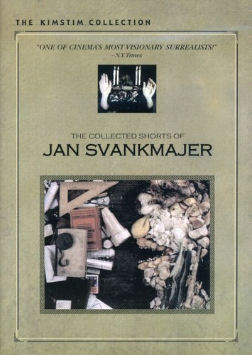 Collected Shorts of Jan Svankmajer