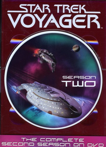 Star Trek - Voyager: The Complete Second Season