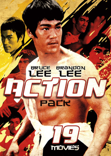 Classic Martial Arts Collection: Feat Bruce Lee