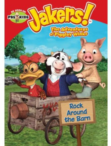 Jakers - Adventures of Piggley Winks: Rock Around