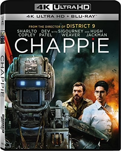 Chappie [4K Ultra HD + Blu-ray]