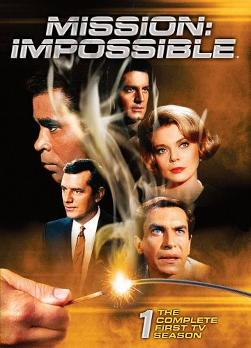Mission Impossible: The Complete First TV Season