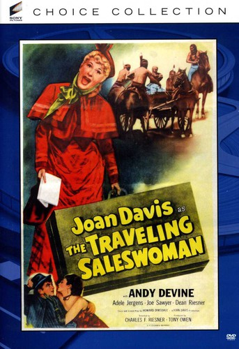 Traveling Saleswoman