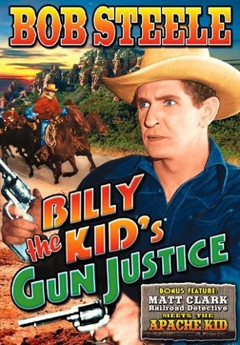 Billy the Kid's Gun Justice (Bonus Matt Clark)