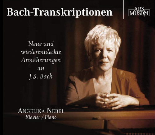 Bach Transcriptions for Piano