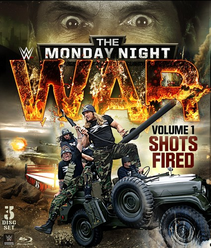 WWE: Monday Night War Vol. 1 - Shots Fired
