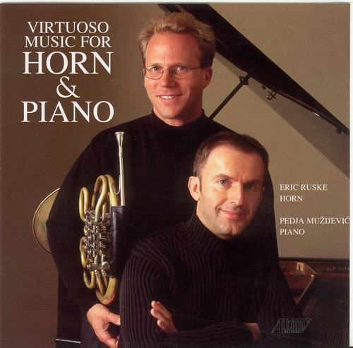 Virtuoso Music for Horn & Piano /  Various