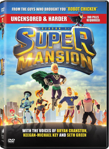 Supermansion: Season One
