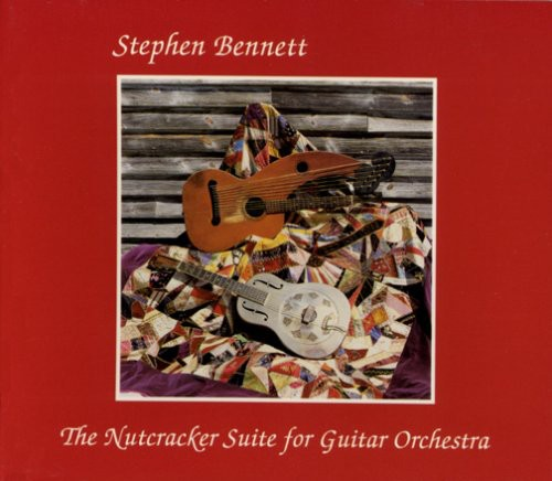 Nutcracker Suite for Guitar Orchestra