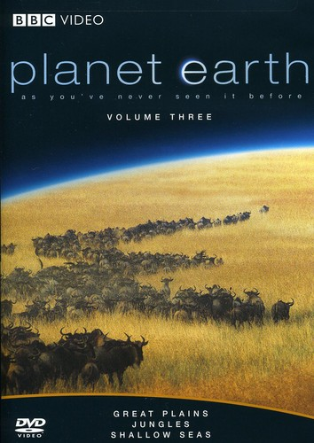 Planet Earth 3: Plains Jungles Shallow Seas