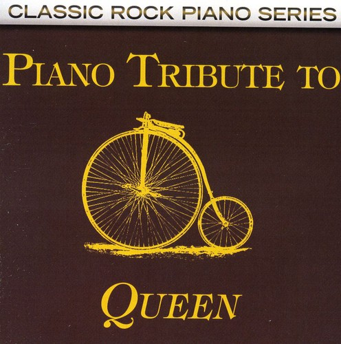 Piano Tribute to Queen /  Various