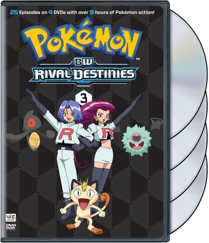 Pokemon: Black & White Rival Destinies Set 3