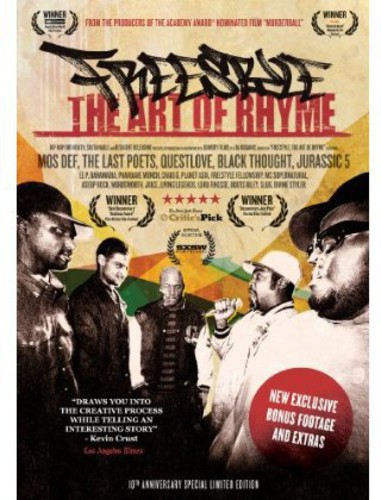 Freestyle the Art of Rhyme /  Various