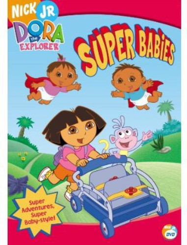 Dora the Explorer: Super Babies