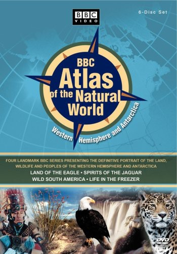 BBC Atlas of the Natural World: Western Hemisphere