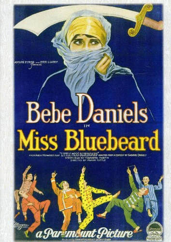 Miss Bluebeard
