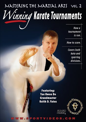 Mastering the Martial Arts: Winning Karate