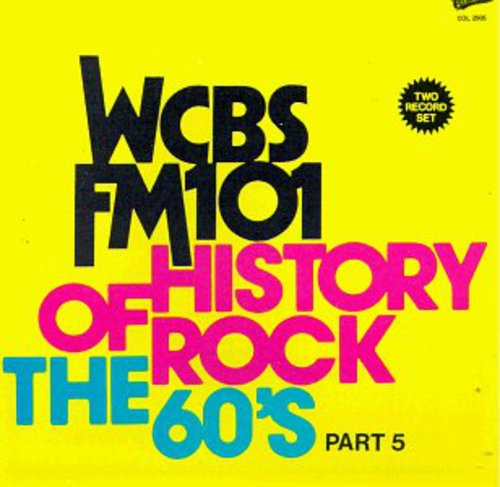 History of Rock 60's 5 /  Various