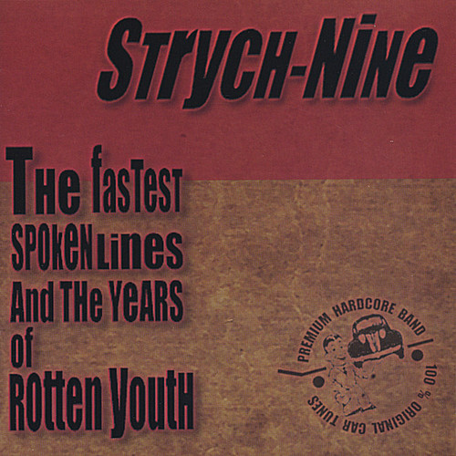 Fastest Spoken Lines & Years of Rotten Youth