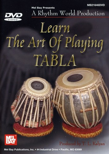 Learn the Art of Playing Tabla