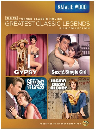 TCM Greatest Classic Legends Film Collection: Natalie Wood