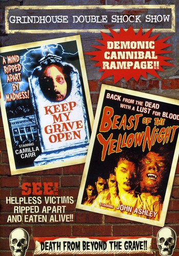 Grindhouse Double Feature: Beast of Yellow Night